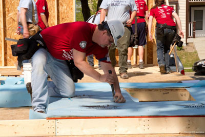 how to get a job at habitat for humanity